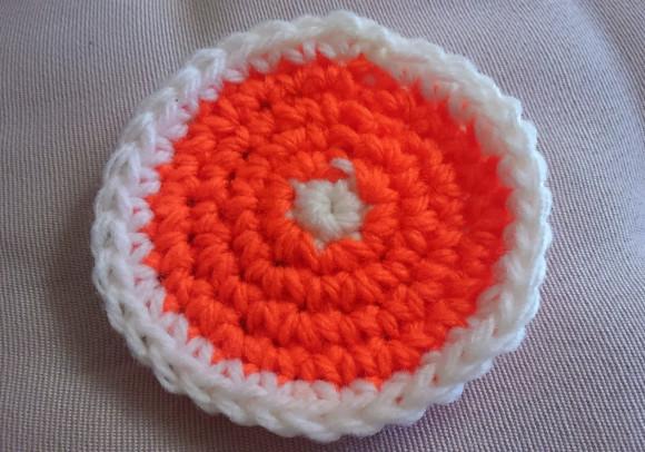 オレンジ表