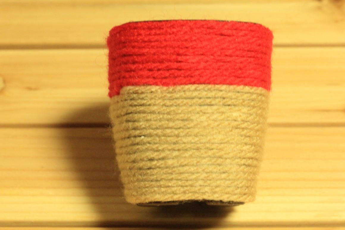 毛糸を使ったアイデア