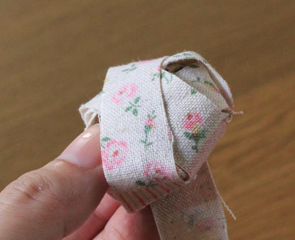 布玉の巻き方