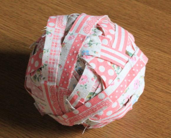 布玉の作り方